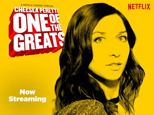 """Chelsea Peretti Says """"LIKE"""" 430+ Times in Her New Comedy Special"""
